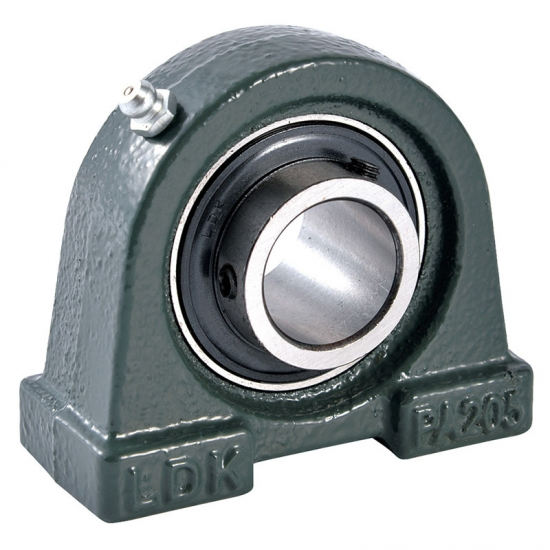 Tapped Base Pillow Block Bearing Housing